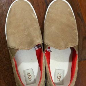 Ugg women's suede sneakers